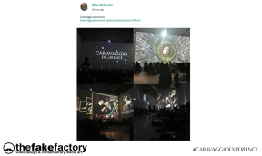 CARAVAGGIO EXPERIENCE THE FAKE FACTORY 2_00494