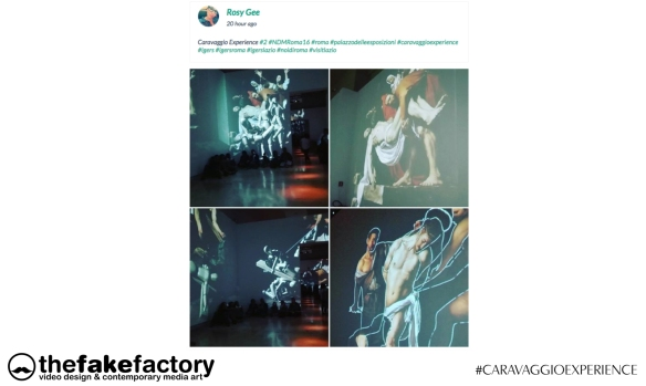 CARAVAGGIO EXPERIENCE THE FAKE FACTORY 2_00499