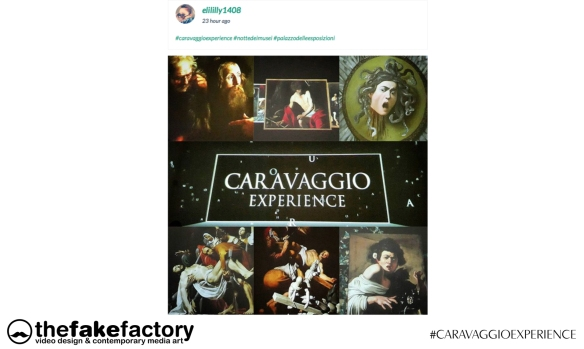 CARAVAGGIO EXPERIENCE THE FAKE FACTORY 2_00506