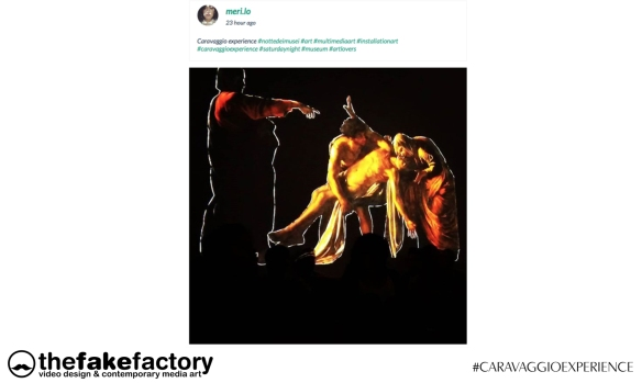 CARAVAGGIO EXPERIENCE THE FAKE FACTORY 2_00508