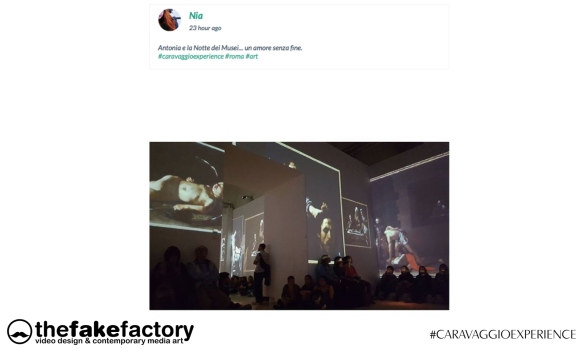 CARAVAGGIO EXPERIENCE THE FAKE FACTORY 2_00509