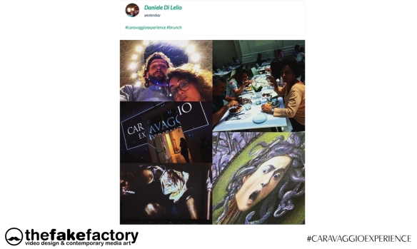 CARAVAGGIO EXPERIENCE THE FAKE FACTORY 2_00510