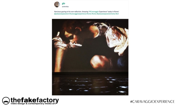 CARAVAGGIO EXPERIENCE THE FAKE FACTORY 2_00512