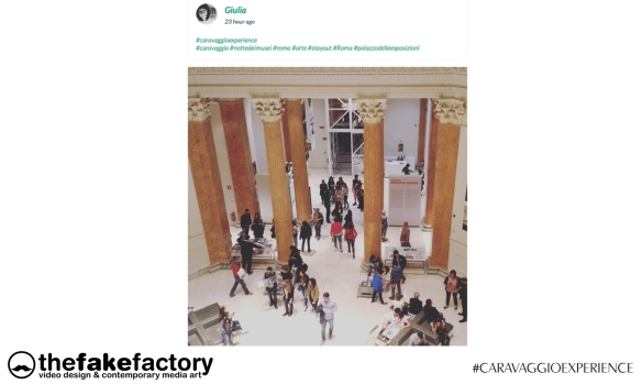 CARAVAGGIO EXPERIENCE THE FAKE FACTORY 2_00514