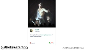 CARAVAGGIO EXPERIENCE THE FAKE FACTORY 2_00516