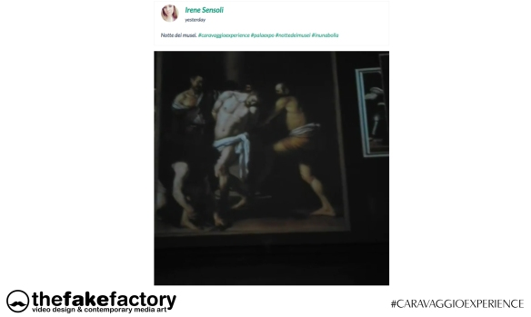 CARAVAGGIO EXPERIENCE THE FAKE FACTORY 2_00521