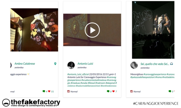 CARAVAGGIO EXPERIENCE THE FAKE FACTORY 2_00533