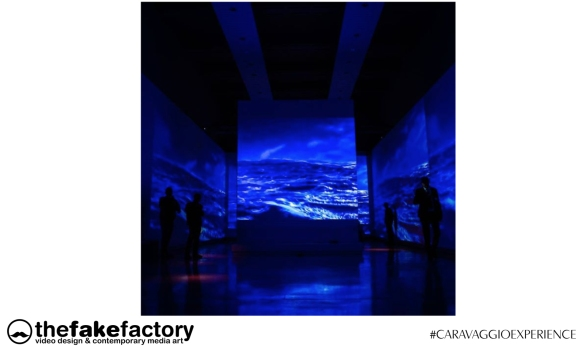 CARAVAGGIO EXPERIENCE THE FAKE FACTORY 2_00538