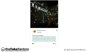 CARAVAGGIO EXPERIENCE THE FAKE FACTORY 2_00541