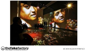 CARAVAGGIO EXPERIENCE THE FAKE FACTORY 2_00543