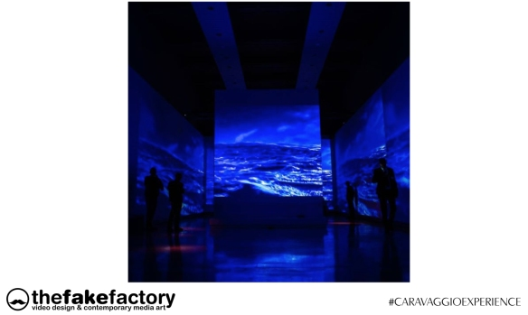 CARAVAGGIO EXPERIENCE THE FAKE FACTORY 2_00556