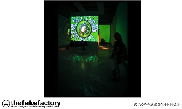 CARAVAGGIO EXPERIENCE THE FAKE FACTORY 2_00563