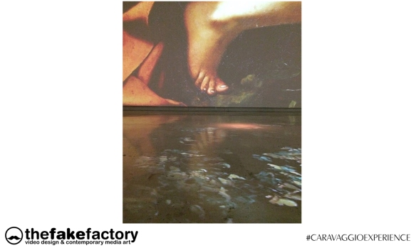CARAVAGGIO EXPERIENCE THE FAKE FACTORY 2_00564