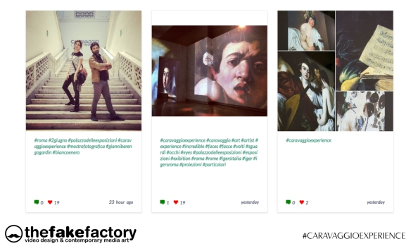 CARAVAGGIO EXPERIENCE THE FAKE FACTORY 2_00566