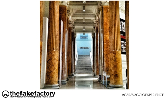 CARAVAGGIO EXPERIENCE THE FAKE FACTORY 2_00573