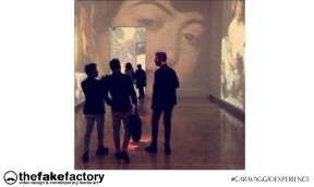 CARAVAGGIO EXPERIENCE THE FAKE FACTORY 2_00574