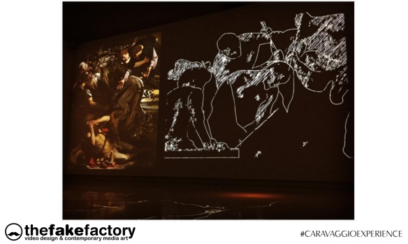 CARAVAGGIO EXPERIENCE THE FAKE FACTORY 2_00578