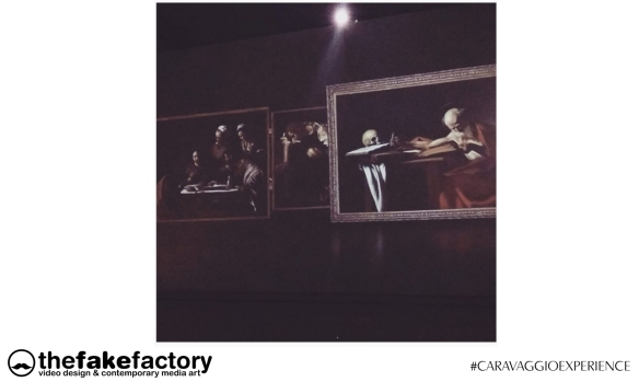 CARAVAGGIO EXPERIENCE THE FAKE FACTORY 2_00591