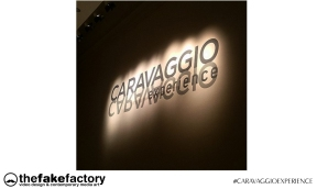 CARAVAGGIO EXPERIENCE THE FAKE FACTORY 2_00592