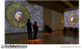 CARAVAGGIO EXPERIENCE THE FAKE FACTORY 2_00596
