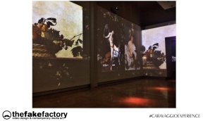 CARAVAGGIO EXPERIENCE THE FAKE FACTORY 2_00612