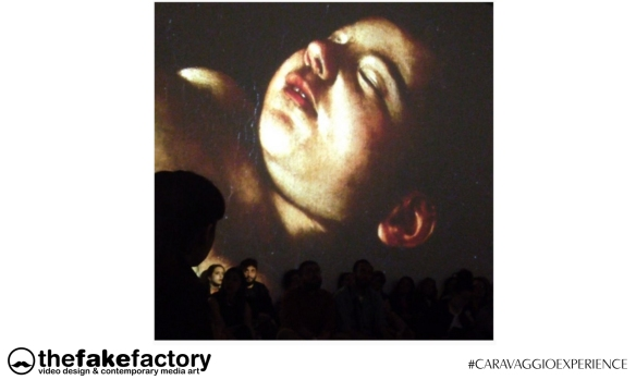 CARAVAGGIO EXPERIENCE THE FAKE FACTORY 2_00622