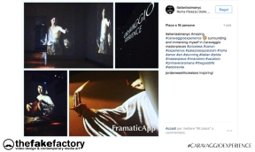 CARAVAGGIO EXPERIENCE THE FAKE FACTORY 2_00624