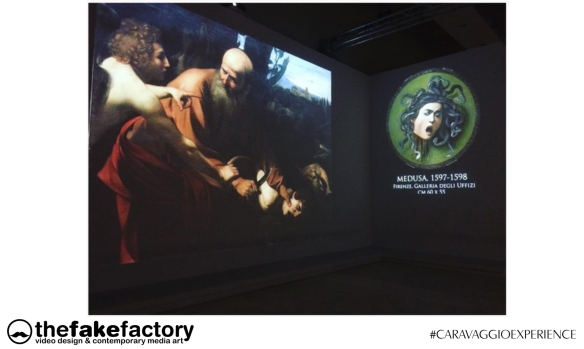 CARAVAGGIO EXPERIENCE THE FAKE FACTORY 2_00627
