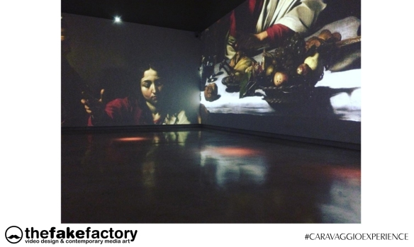CARAVAGGIO EXPERIENCE THE FAKE FACTORY 2_00631
