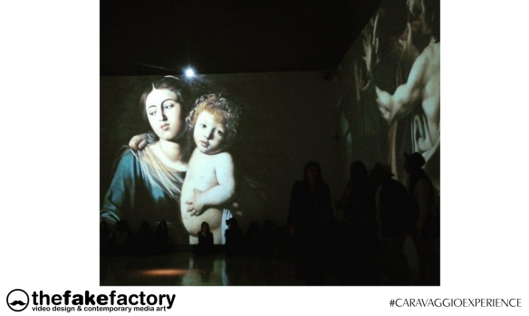 CARAVAGGIO EXPERIENCE THE FAKE FACTORY 2_00638