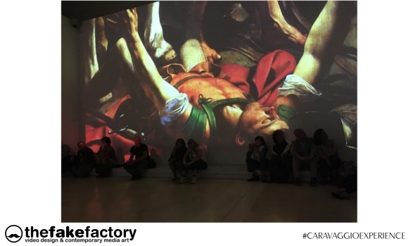 CARAVAGGIO EXPERIENCE THE FAKE FACTORY 2_00644