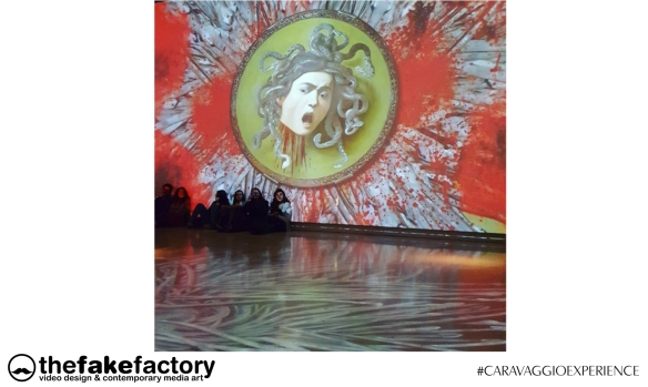 CARAVAGGIO EXPERIENCE THE FAKE FACTORY 2_00645