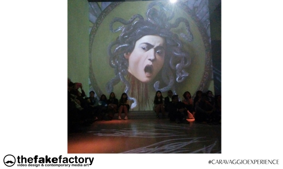 CARAVAGGIO EXPERIENCE THE FAKE FACTORY 2_00674