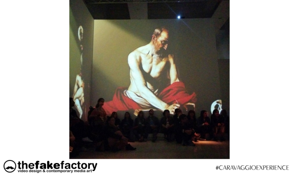 CARAVAGGIO EXPERIENCE THE FAKE FACTORY 2_00675