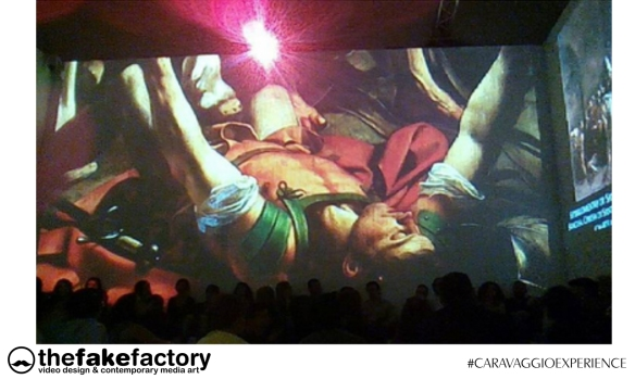 CARAVAGGIO EXPERIENCE THE FAKE FACTORY 2_00678