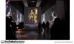 CARAVAGGIO EXPERIENCE THE FAKE FACTORY 2_00681