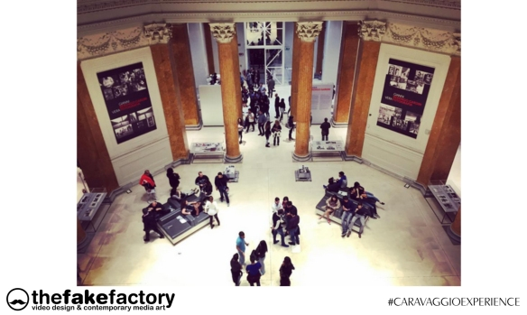 CARAVAGGIO EXPERIENCE THE FAKE FACTORY 2_00682