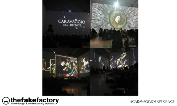 CARAVAGGIO EXPERIENCE THE FAKE FACTORY 2_00684