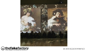 CARAVAGGIO EXPERIENCE THE FAKE FACTORY 2_00687