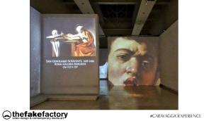 CARAVAGGIO EXPERIENCE THE FAKE FACTORY 2_00714