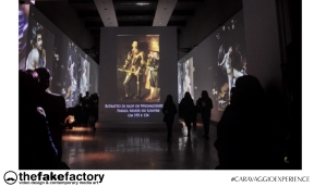 CARAVAGGIO EXPERIENCE THE FAKE FACTORY 2_00750