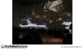CARAVAGGIO EXPERIENCE THE FAKE FACTORY 2_00753