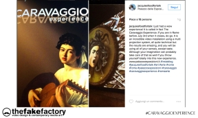 CARAVAGGIO EXPERIENCE THE FAKE FACTORY 2_00803