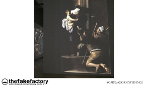 CARAVAGGIO EXPERIENCE THE FAKE FACTORY 2_00809