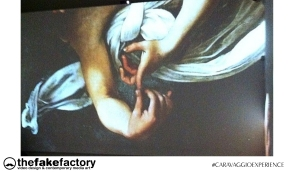 CARAVAGGIO EXPERIENCE THE FAKE FACTORY 2_00825