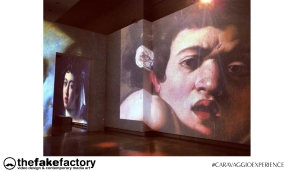 CARAVAGGIO EXPERIENCE THE FAKE FACTORY 2_00831