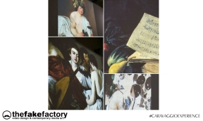CARAVAGGIO EXPERIENCE THE FAKE FACTORY 2_00832