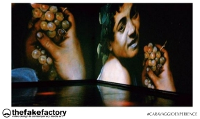 CARAVAGGIO EXPERIENCE THE FAKE FACTORY 2_00848