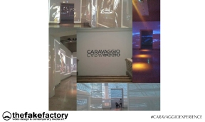 CARAVAGGIO EXPERIENCE THE FAKE FACTORY 2_00891
