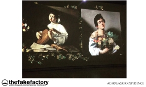 CARAVAGGIO EXPERIENCE THE FAKE FACTORY 2_00899